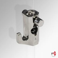 Self-locking Hook (Pack of 10), 12.5kg Picture Hanger