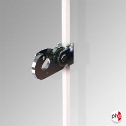 Hanging Rod Security Hook, Anti-theft 40kg Picture Hanger (J Rail, C Rail & P Rail)