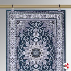 Wall Hanging Rug Kit, on Wooden Rail