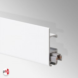 Clip Rail Max Lighting Track, 2m & 3m Length (Modern Picture Rail Only)